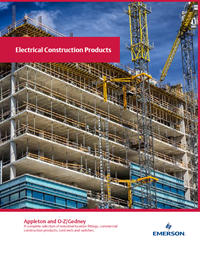 Appleton Electrical Construction Products