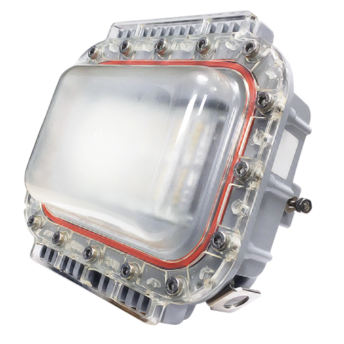 Dialight Polycarbonate Lens Area Light | French Gerleman