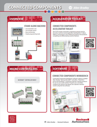 Connected Components Line Card