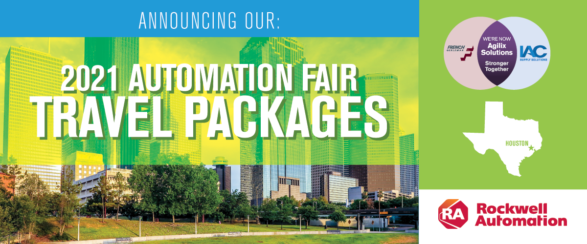Rockwell Automation Fair 2021 | Live in Houston, TX | November 10-11