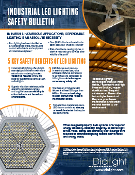 Dialight Industrial Safety Bulletin | French Gerleman