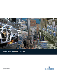 Industrial Power Solutions