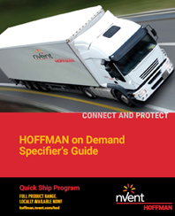 Hoffman on Demand Catalog
