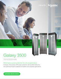 APC Galaxy 3500