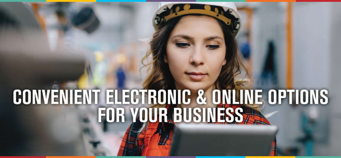 Electronic & Online Options