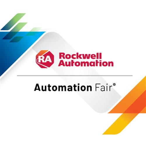 Rockwell Automation Fair 2021 logo