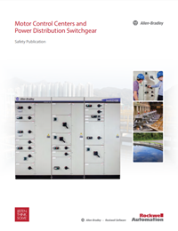 Motor Control Centers and Power Distribution Switchgear