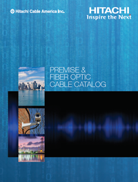 Hitachi Cable Catalog