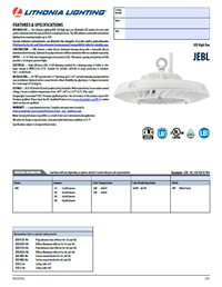 JEBL LED High Bay