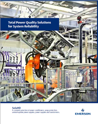 Total Power Quality Solutions Brochure