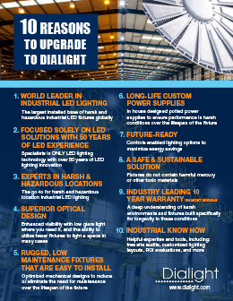 10 Reasons to Upgrade to Dialight | French Gerleman