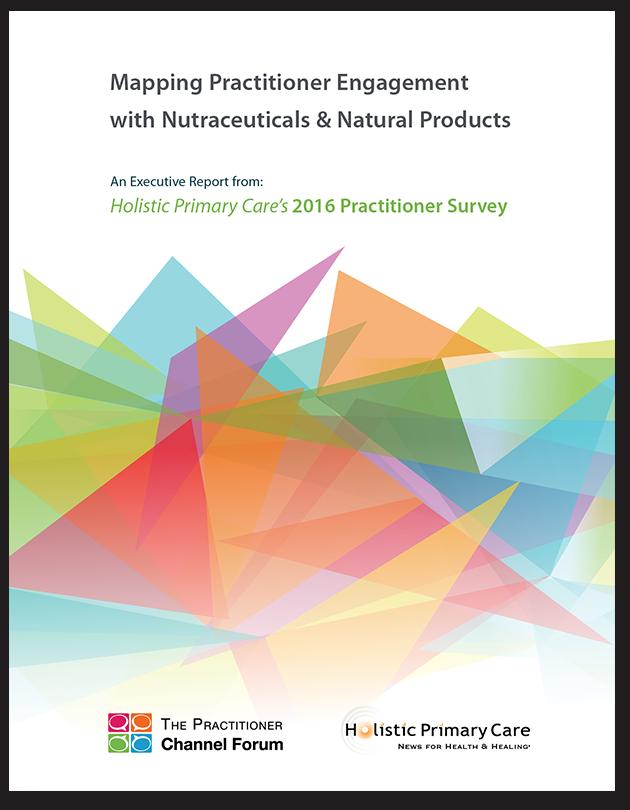 2015 Practtioner Survey Cover
